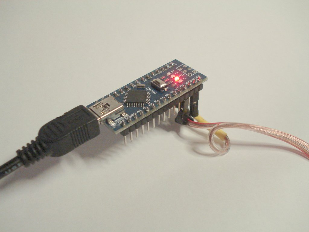 Reading UART with Python GUI application